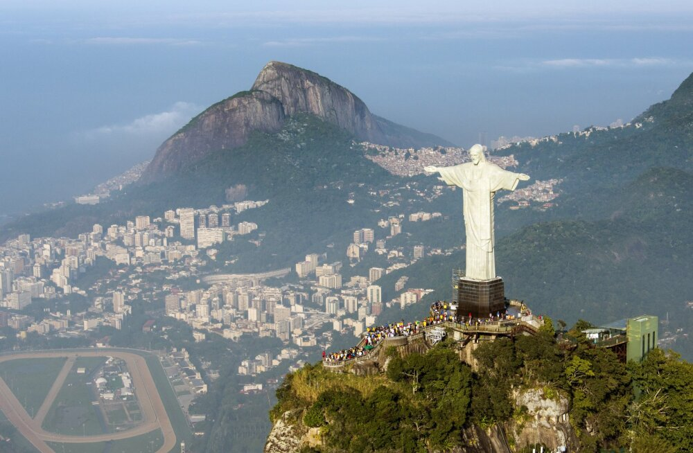 10 reisisoovitust päikeselisest, sportlikust ja põrgulikult seksikast Rio de Janeirost