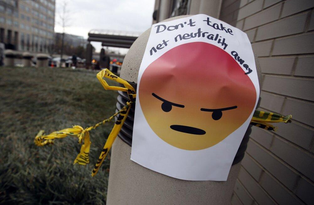 Nii nad tapsid netineutraliteedi: USA riiklik sidekomisjon loobub vaba veebi kaitsmisest suurfirmade eest