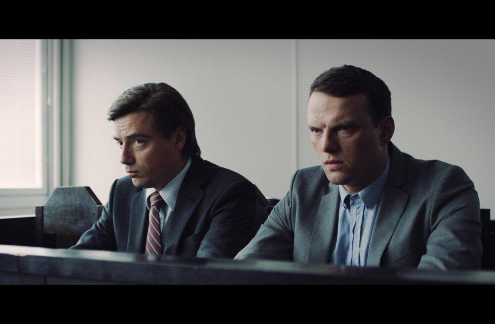"""Filmis """"Võta või jäta"""" teevad kaasa Priit Võigemast ja Reimo Sagor."""