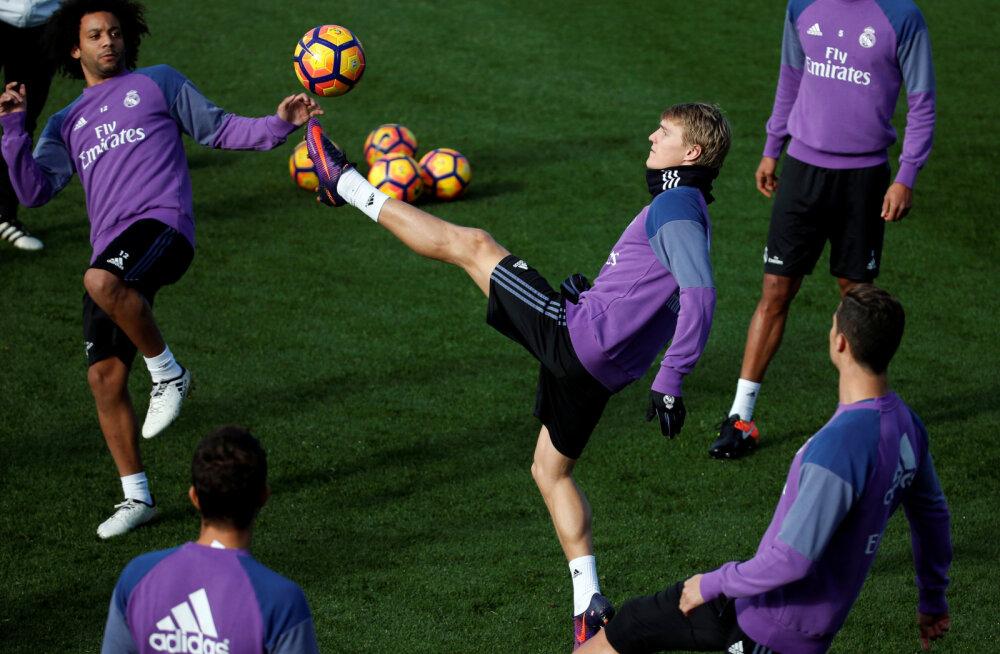 """Madridi Real andis """"Norra imelapse"""" Hollandi klubisse laenule"""