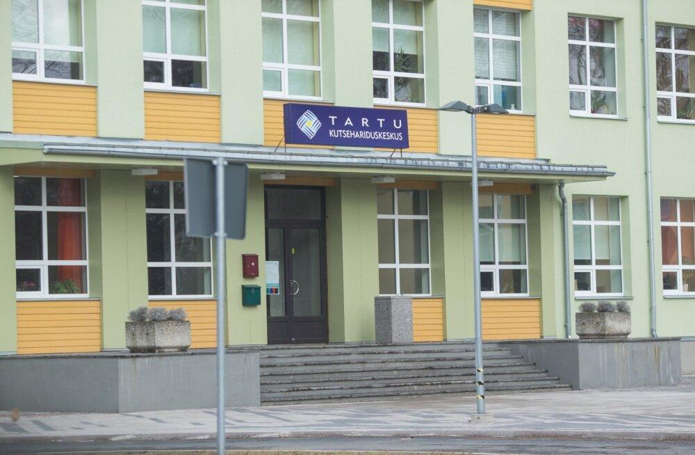 Tartu Kutsehariduskeskuse hoone