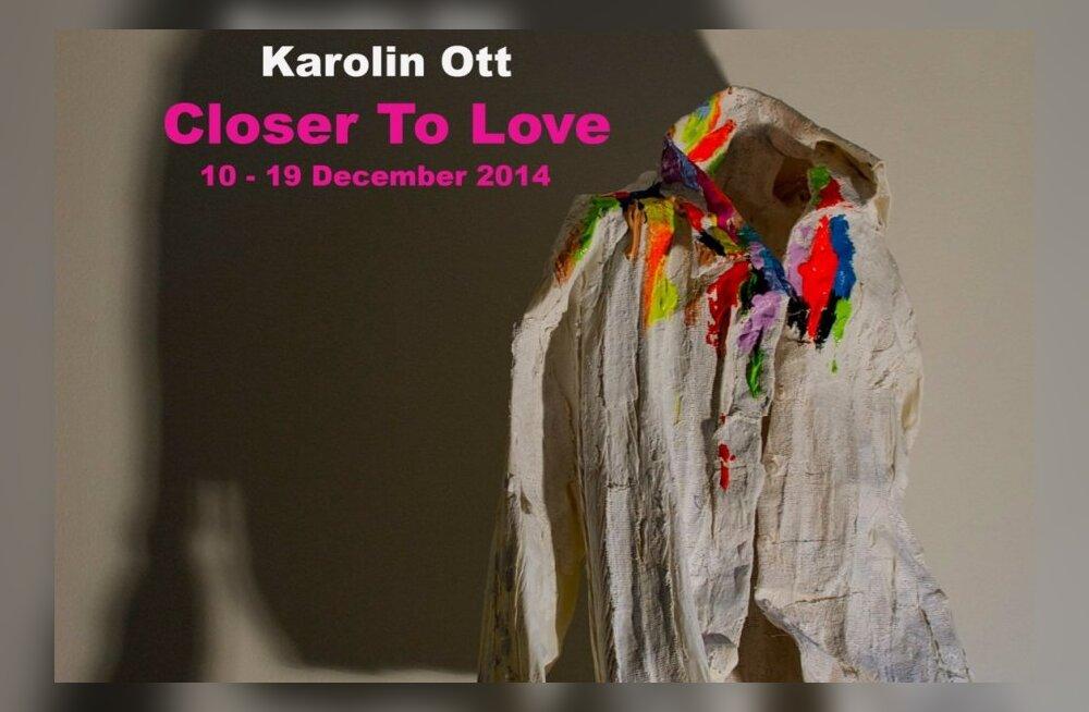 Karolin Ott sammub tõelisele armastusele lähemale