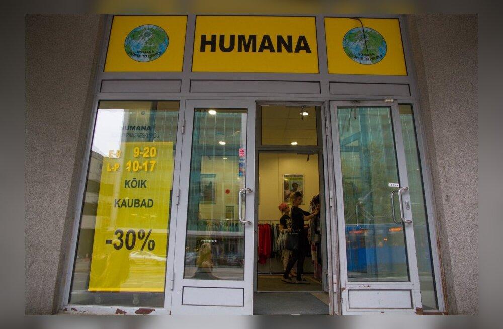 Humana Narva maanteel
