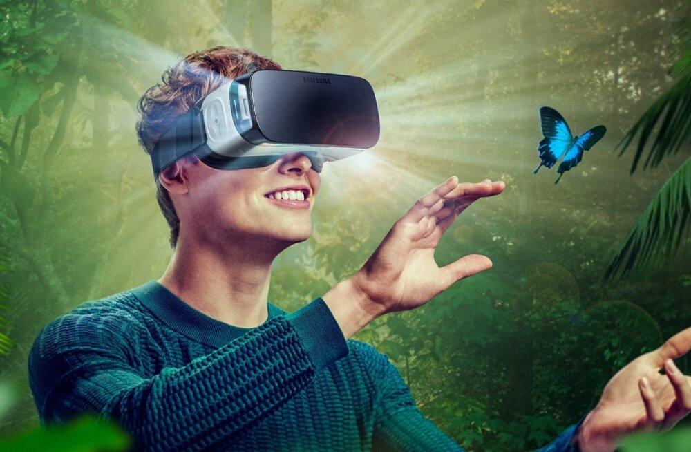 Samsungi virtuaalreaalsuse peakomplekt Gear VR on oma ala esimene suur tegija, aga nüüdseks Sony PlayStation VR-i ja HTC Vive'i kõrval kahanenud tähtsusega.