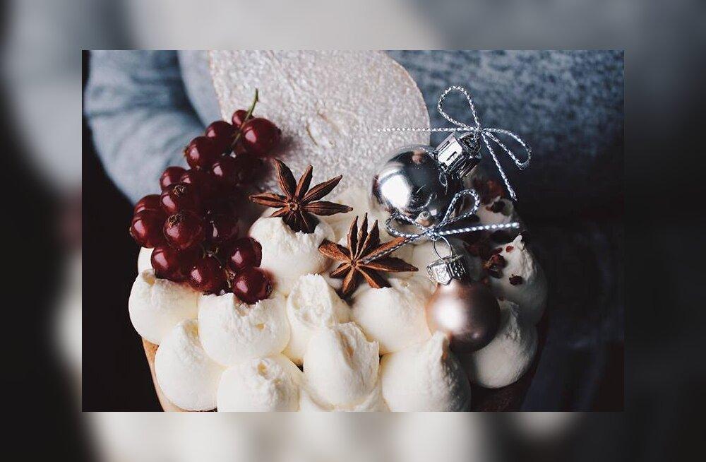 Новогодний розыгрыш от Бублика! Шикарный грушевый тарт от Cake Your Day