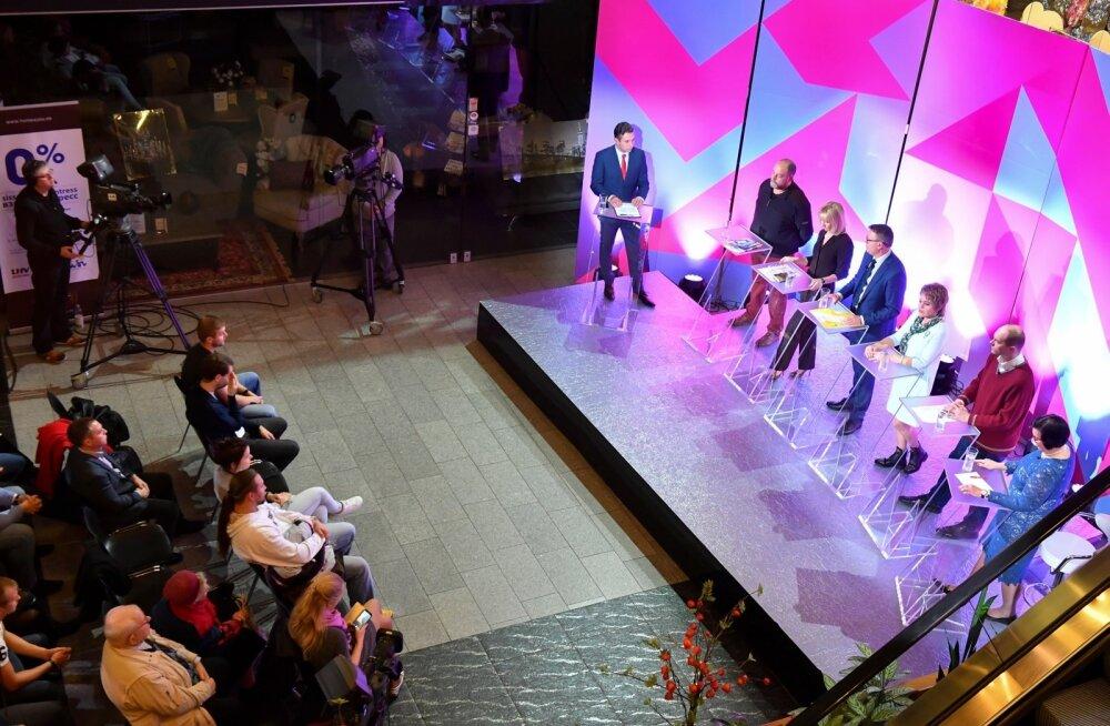 ETV+ valimised debaatid Narvas