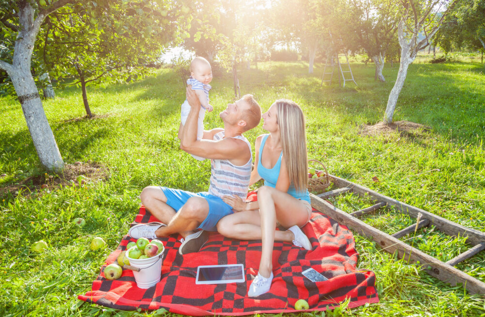 Как мужчине оставаться интересным для жены после рождения ребенка? Советы от молодой матери