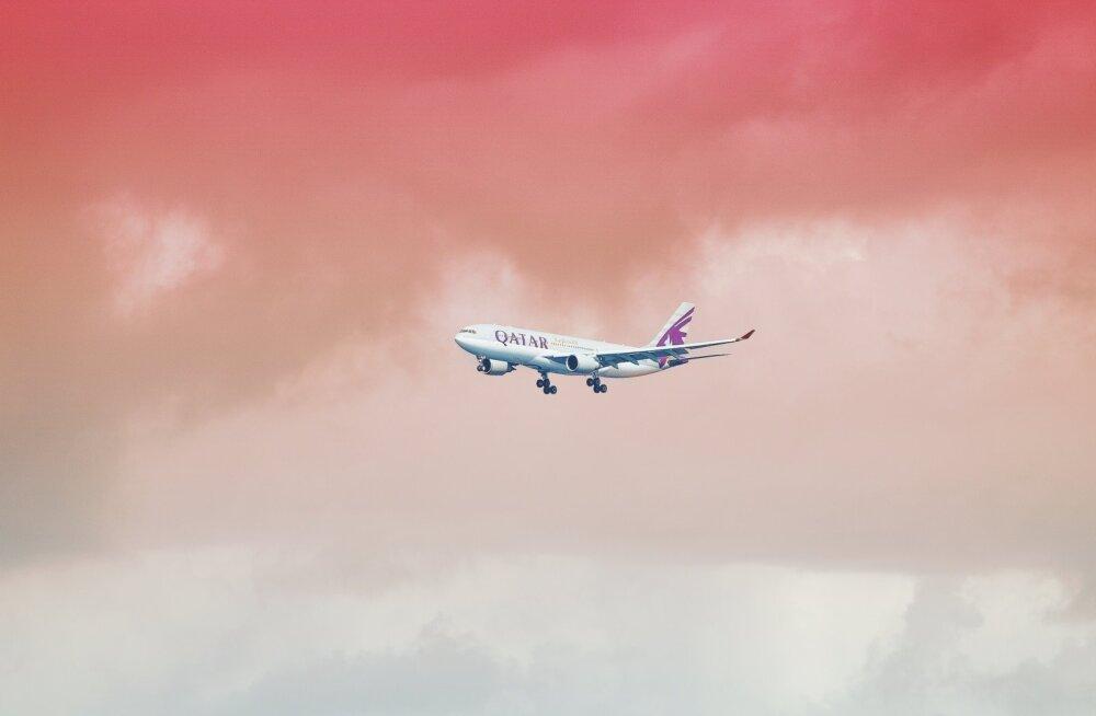 HULLUD ÕHUSEIKLUSED | TOP 10 jahmatavat asja, mis on lennukis juhtunud