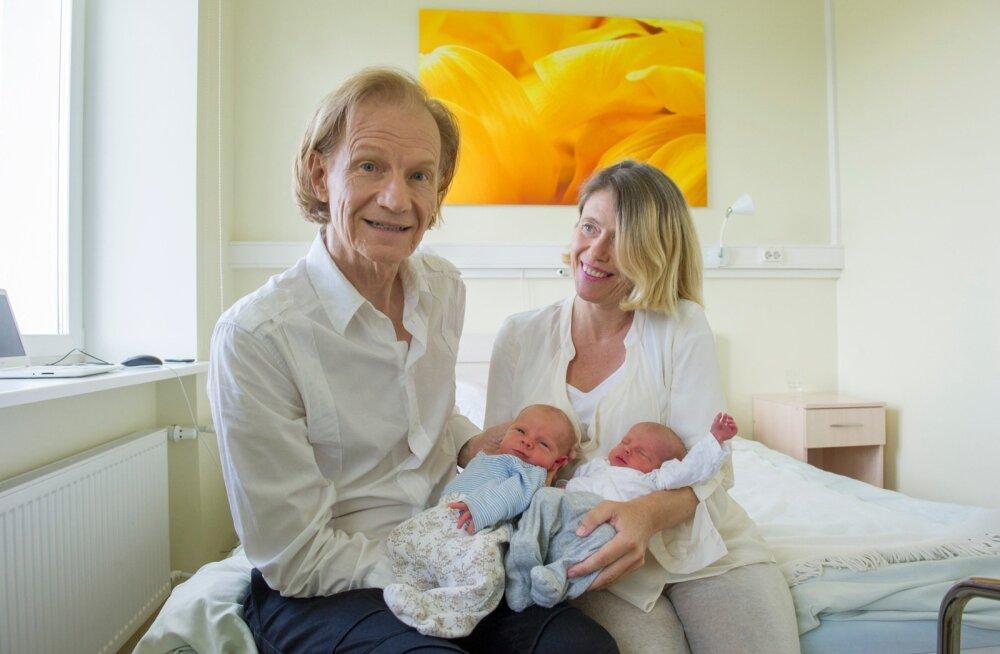 Ilmar Taska,Hille Karm ja kaksikud