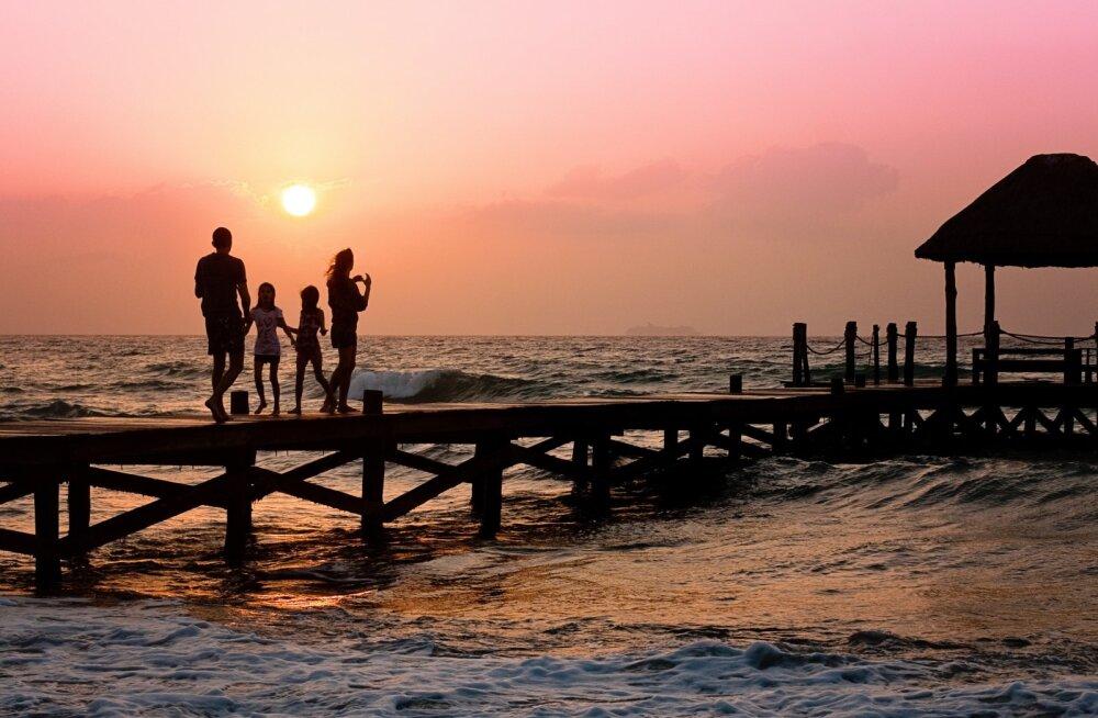 Teed juba tervele perele reisiplaane? Siis tee eelnevalt ikka selgeks, millal su lastel koolivaheaeg on