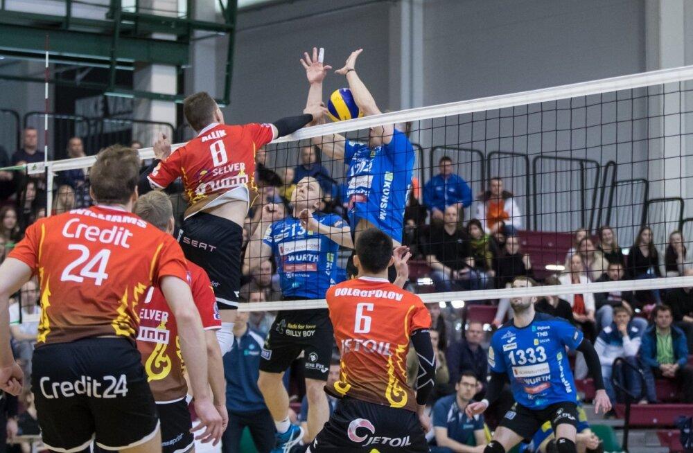 Tallinna Selver vs Tartu Bigbank