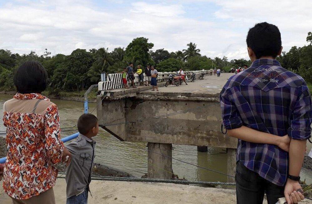 Taifuuni kartuses planeeriti Vietnamis evakueerida ligi miljon inimest