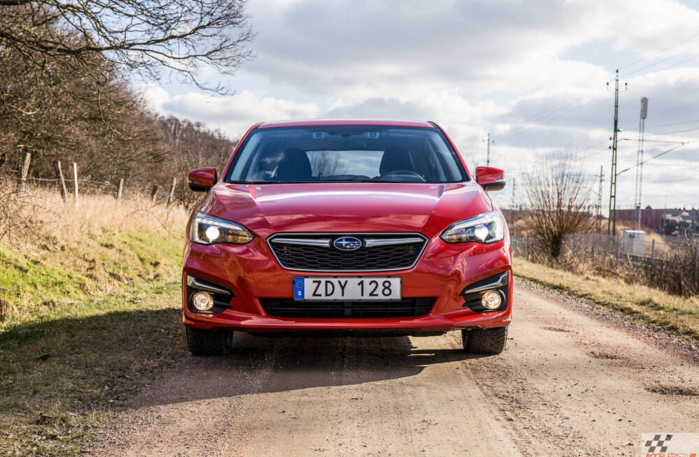Subaru Impreza – turvaline, hästivarustatud ja… ontlikult igav