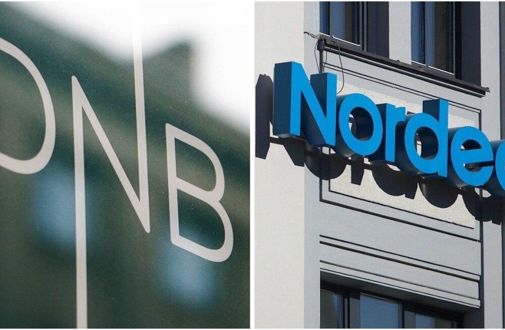 DNB ja Nordea