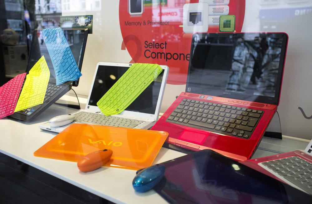 Vaata ja kiirusta: neis poodides saad sa süle- või tahvelarvuti rohkem kui poole soodsamalt kätte!