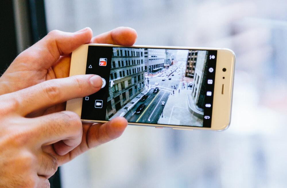 Huawei tahab, et sinu tänavune tipptelefon oleks nende P10, eeltellija saab magusa kinkekomplekti