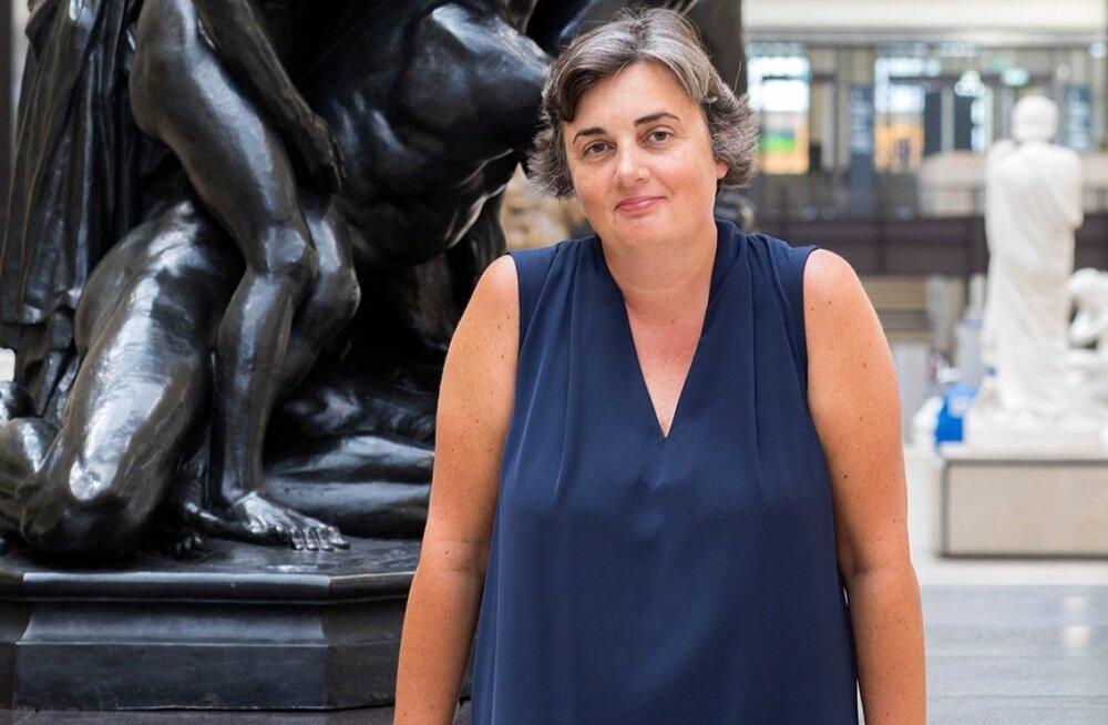 PRÉSIDENTE: Laurence des Cars on Prantsusmaa muuseumimaastikul üks väheseid naissoost tippjuhte.