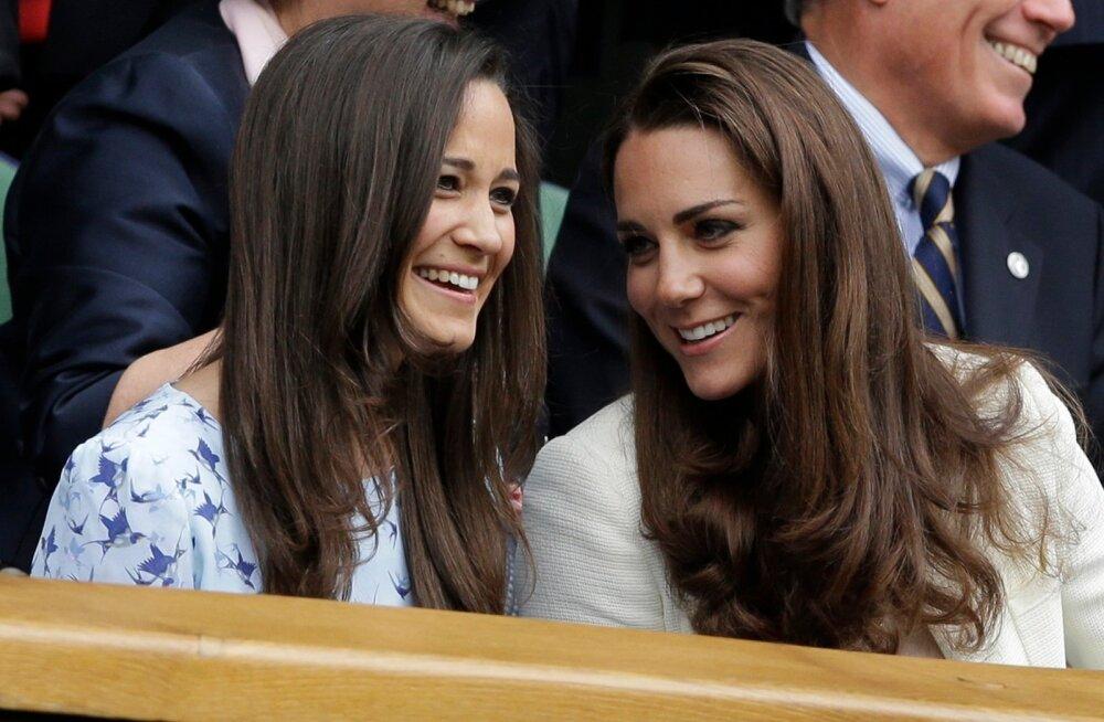 Kate ja Pippa Middleton