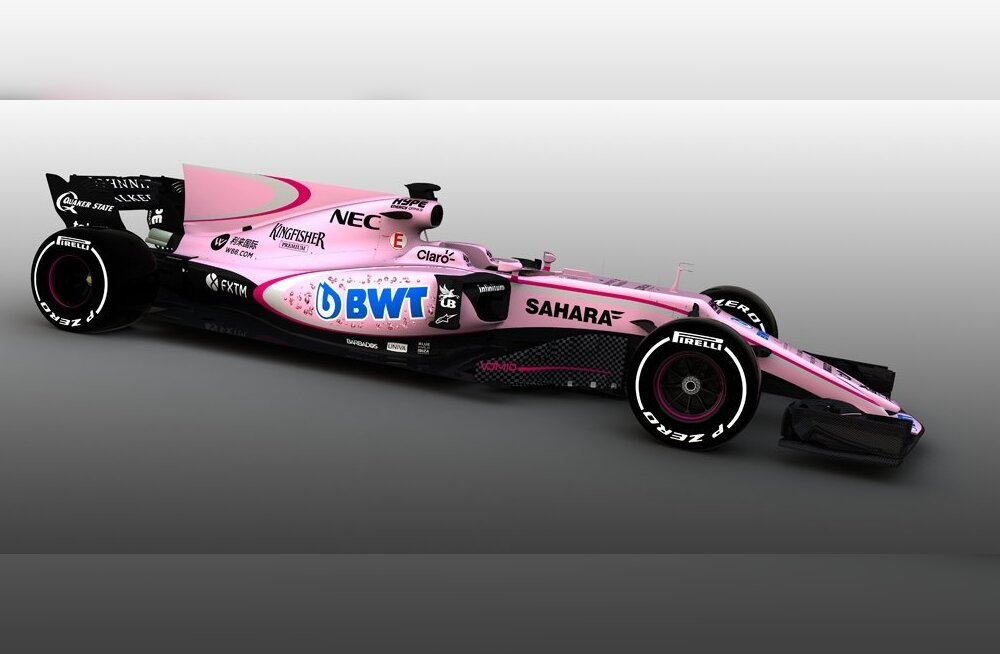 Force India vormel