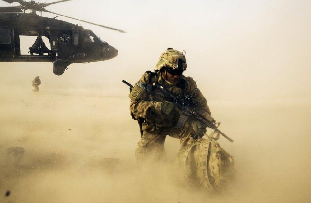 Nähtamatud haavad – sõjategevuse mõju sõdurite vaimsele tervisele
