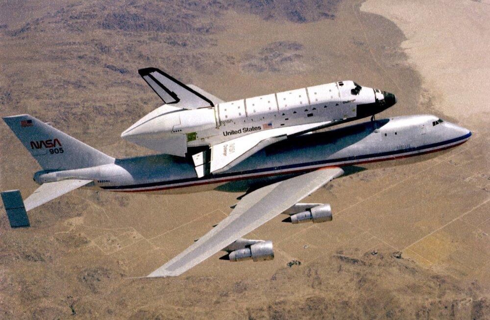 Kuidas reaktiivmootor lennundust (ja maailma) muutis