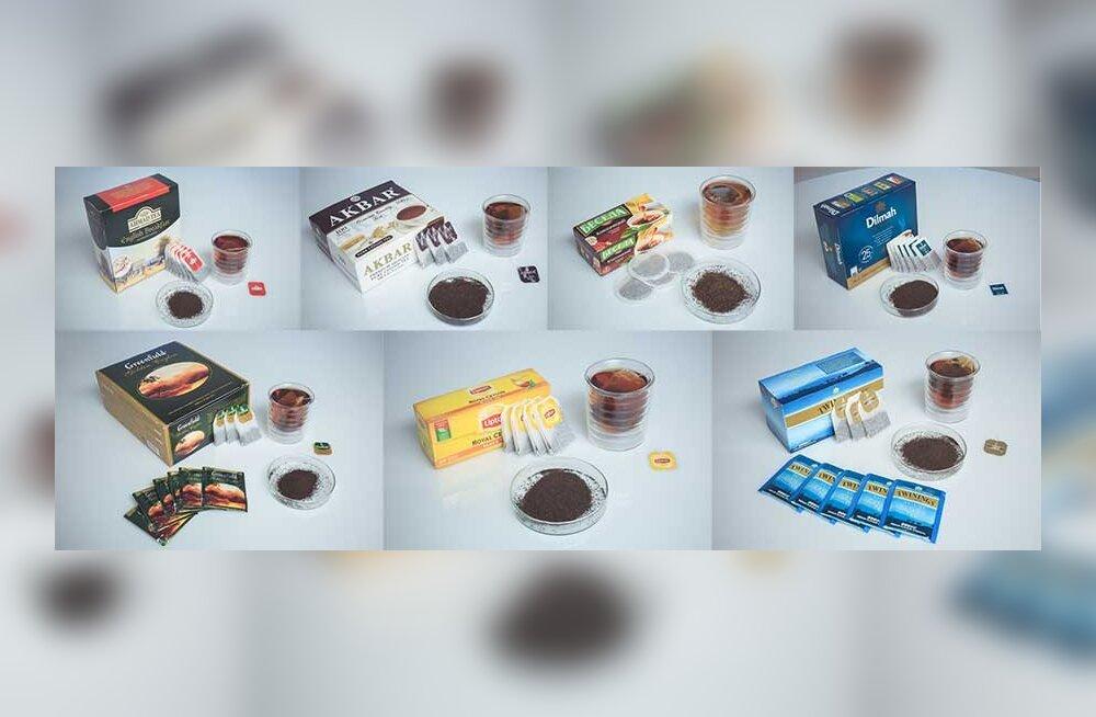 Что скрывает чайный пакетик? Дегустаторы и врачи сравнили Dilmah, Lipton и другие чаи