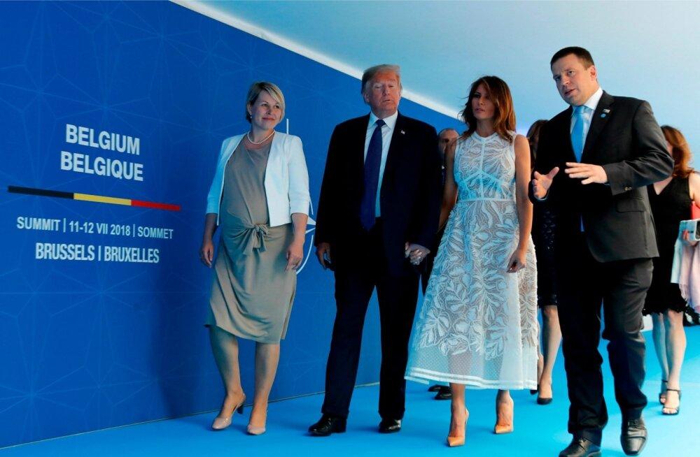 BELGIUM-NATO-DEFENCE-POLITICS-SUMMIT