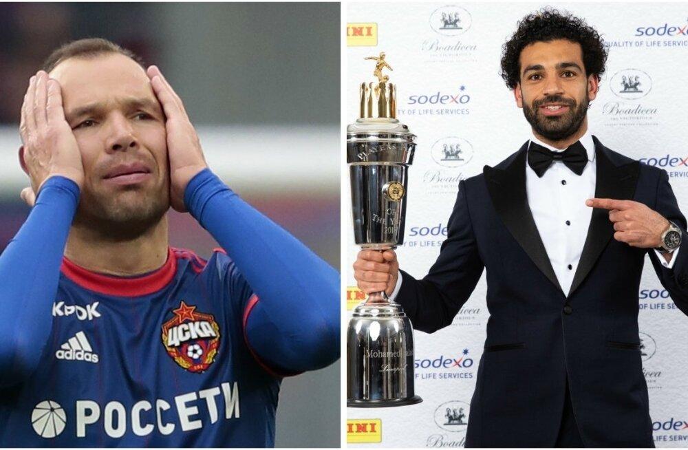 Sergei Ignashevich vs Mo Salah