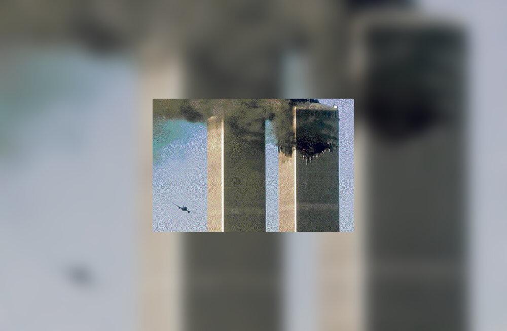 WTC hävingu vandenõuteooria liikumine sai tuhandenda liikme