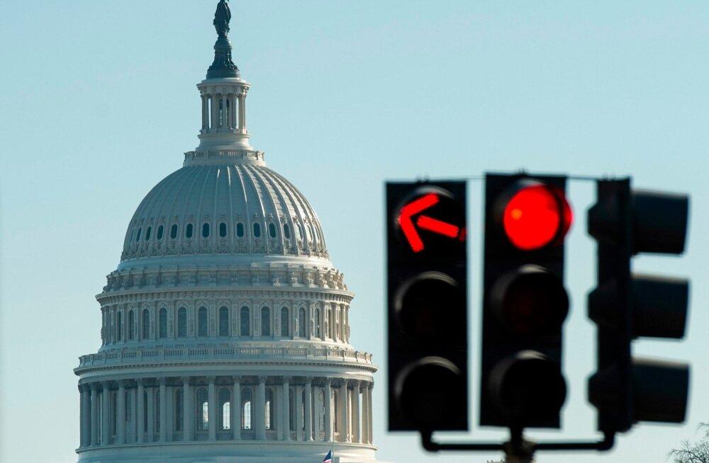 USA eelarveläbirääkimised jõudsid taas ummikusse ja ähvardab uus valitsuse tööseisak