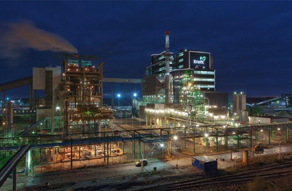 Uues Enefit280 õlitehases toodeti esimene põlevkiviõli 2012. aasta detsembris. Tehas toodab praegu keskmiselt 220 tonnist põlevkivist tunnis 31 tonni põlevkiviõli.