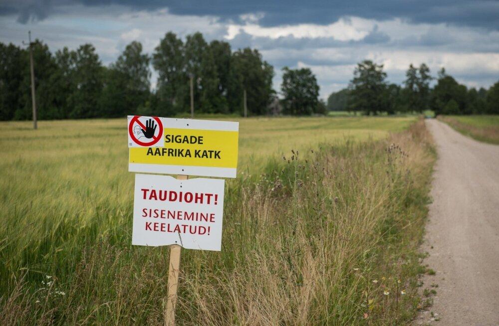 Maaeluminister Tamm: Seakatku tõrje nõuab rahvusvahelist koostööd