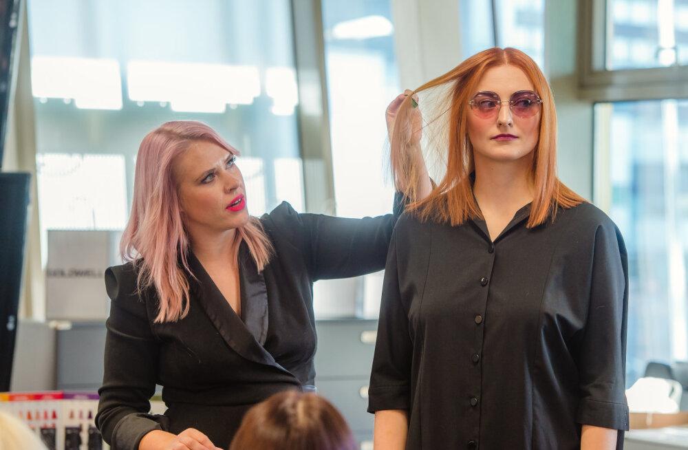 FOTOD | Eesti juuksur soovitab: need uued trikid on juuksevärvide seas sel sügisel tõelised moehitid