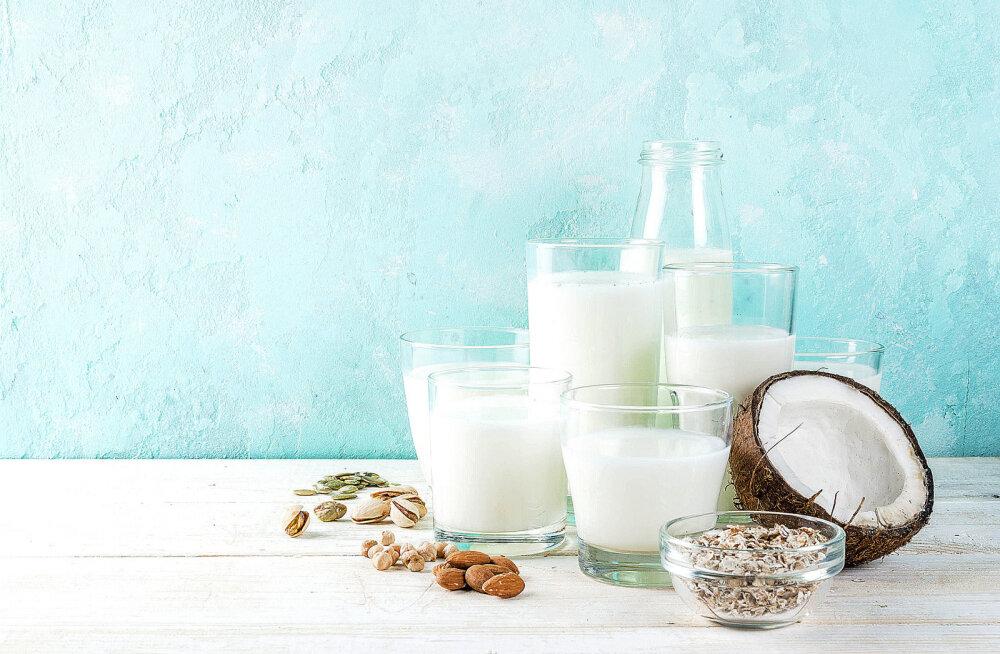 Kas taimsed piimad on üleüldse tervislikud?