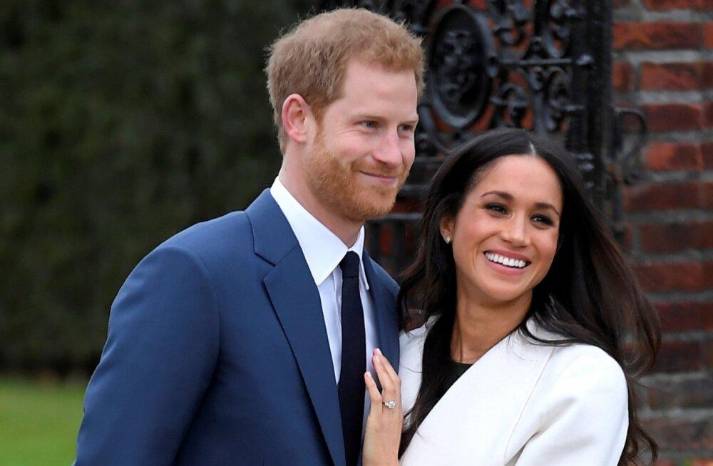 Kes on prints Harry kihlatu Meghan Markle ja kuidas ta printsi ära võlus?