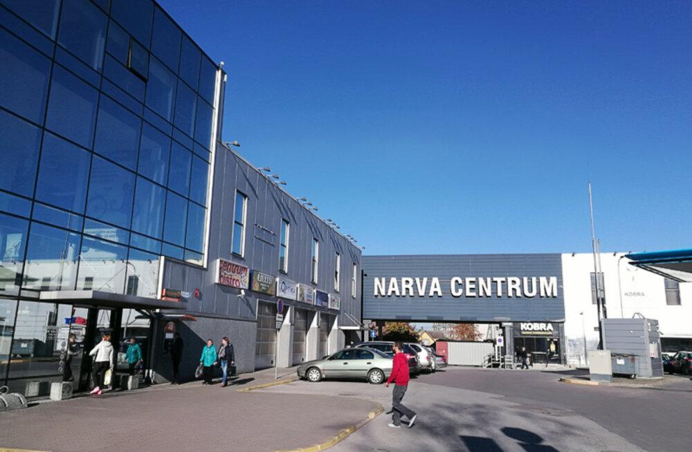 Построят ли в Нарве новый рынок рядом с ТЦ Astri?