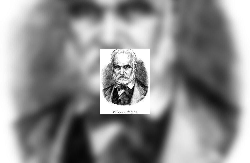 Victor Hugo hauatagune elu