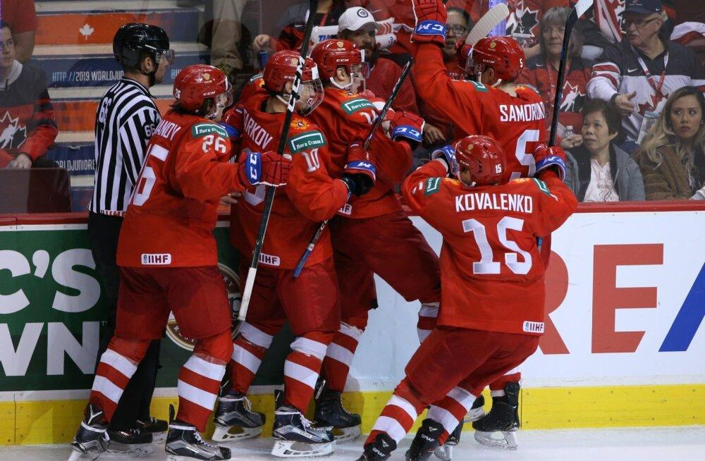 Venemaa (U20)
