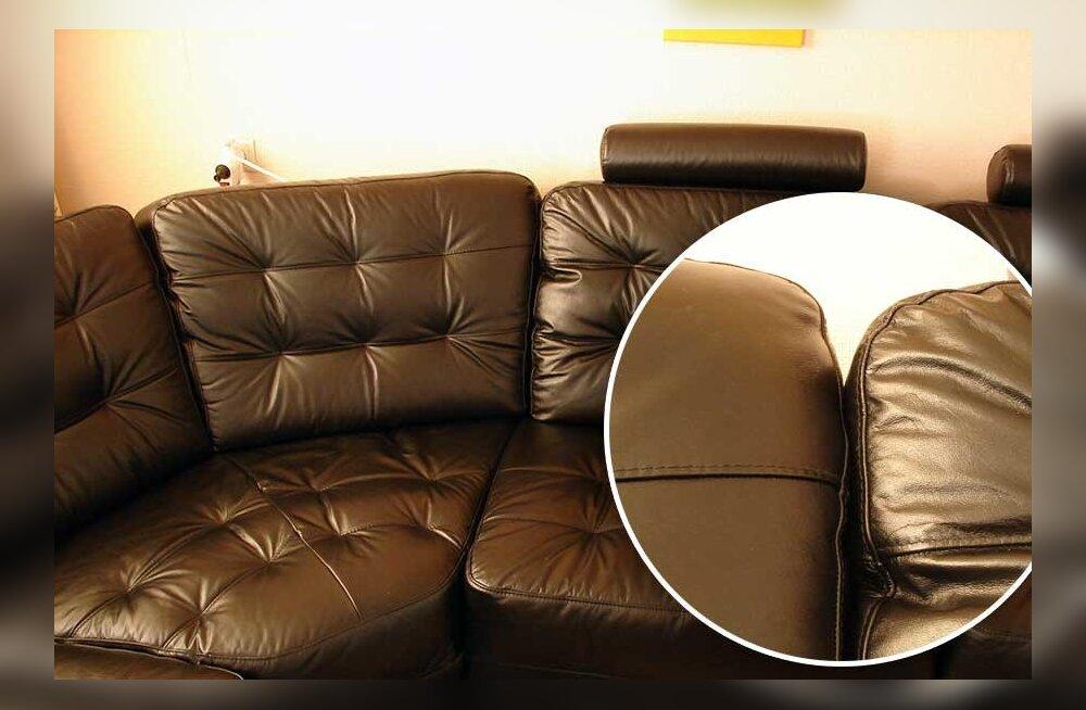 Неразумные сроки: почему крупный салон не спешит менять клиенту бракованную мебель