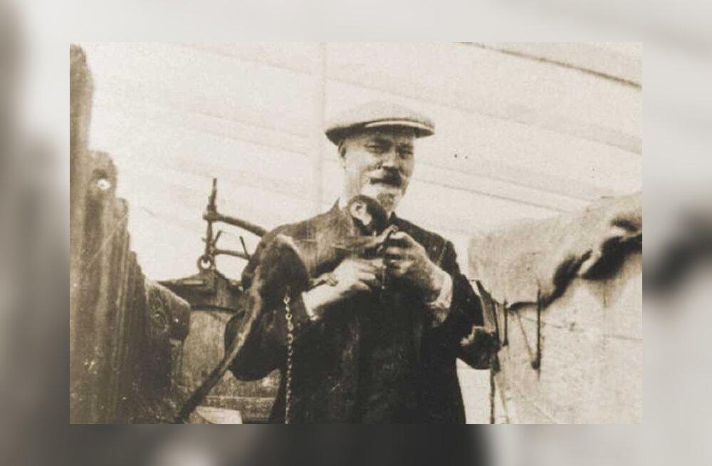 1920. aastatel kihutasid mitmed eestlased tööjõupuuduse tõttu Aafrika südamesse ja lõid seal oma koloonia