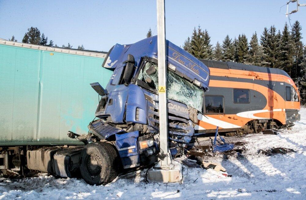 Rongiõnnetus Kulna külas