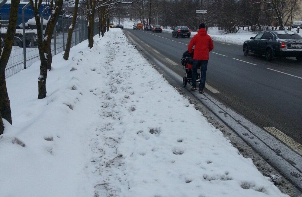 Kõnnitee Tallinnas