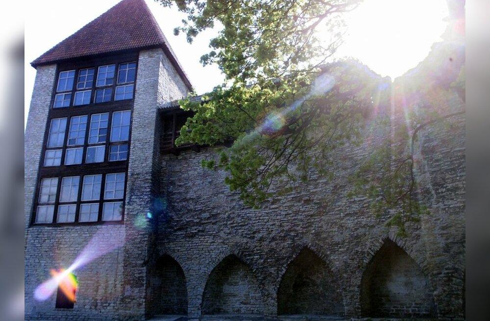 Tallinn taotleb Neitsitorni ala linna omandisse