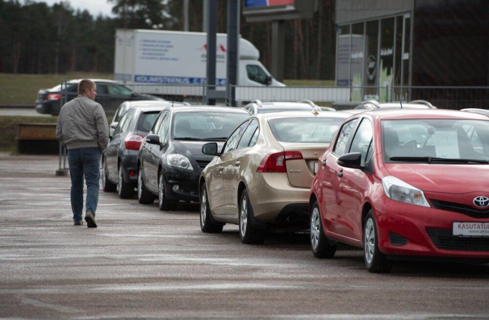 Kasutatud autod