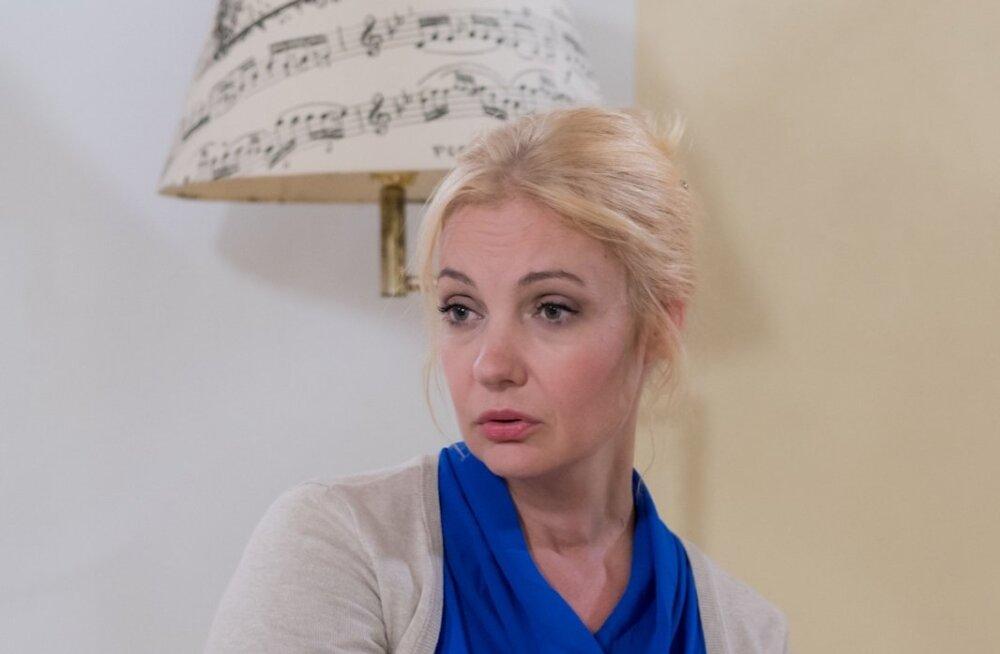 """Hästi hoitud saladus: menuseriaali """"Õnne 13"""" näitlejatar Marika Korolev sai kolmanda lapse"""