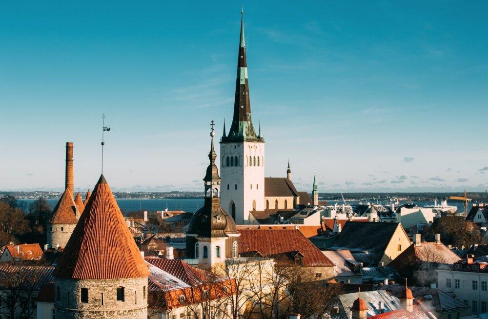 Leid minevikust: kirik soovis Oleviste kiriku ehitajaid premeerida viinaga
