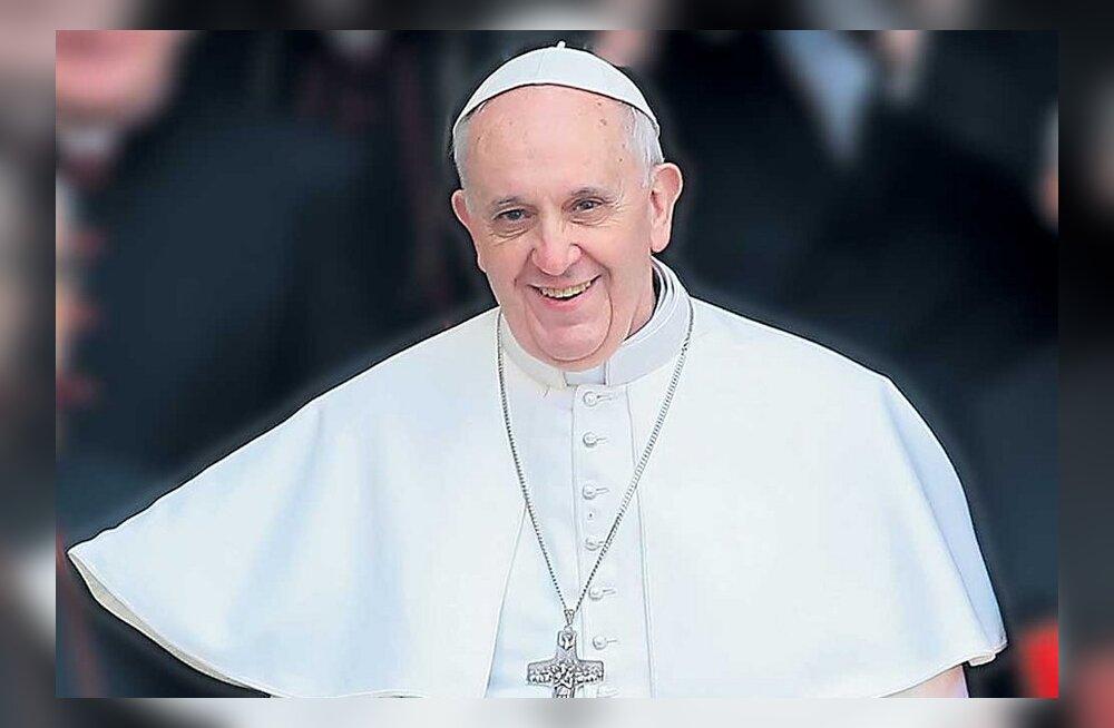 Uus paavst ei suuda samuti maailmaga sammu pidada