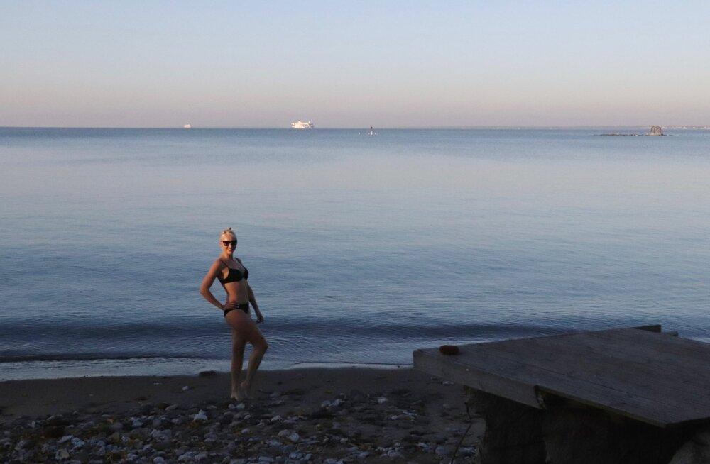 Suur GALERII | Kalarannas kestab ujumishooaeg: tõepoolest, elu nagu Vahemere ääres on meilgi võimalik!