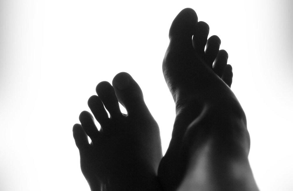 Appi, jalg kisub krampi! Selle taga võivad olla just need kaks põhjust
