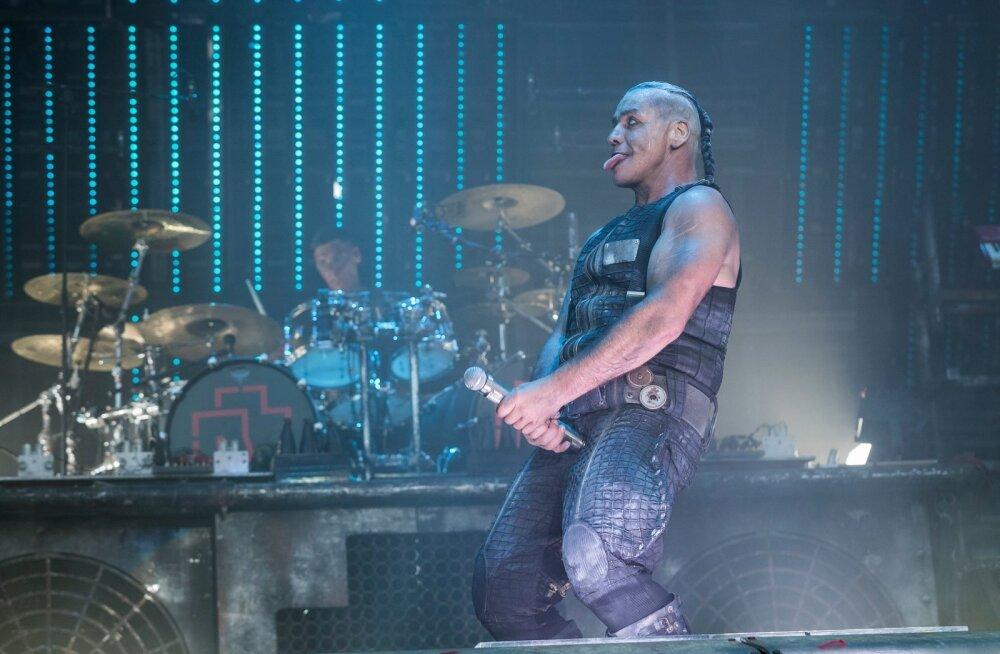 1994. aastast tegutsev Saksa rokkgrupp Rammstein on pikantsete nüanssidega koguperemeelelahutus.